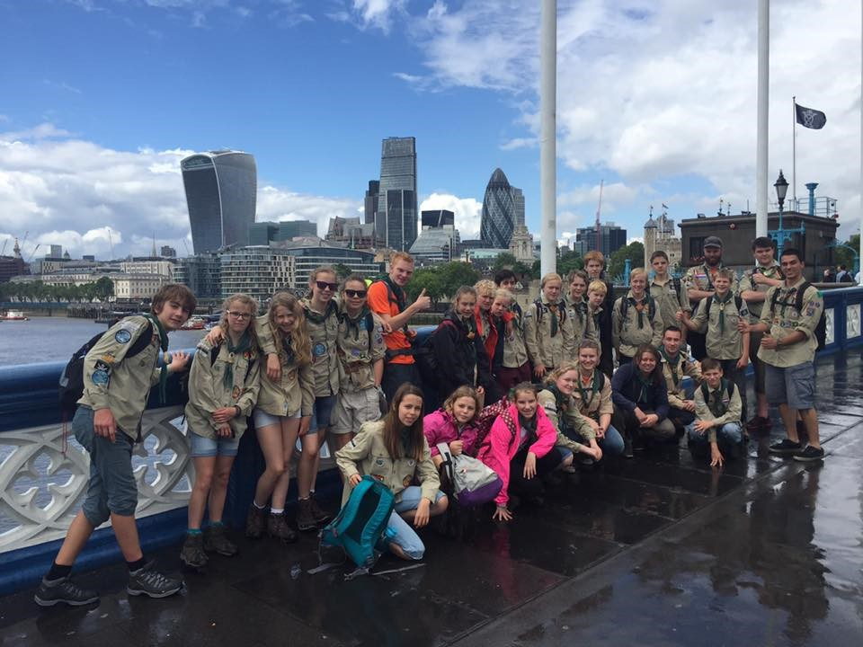 Scoutinggroep JJB Scouts in London